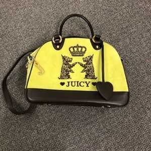 Juicy couture pet carrier small dog/kitten